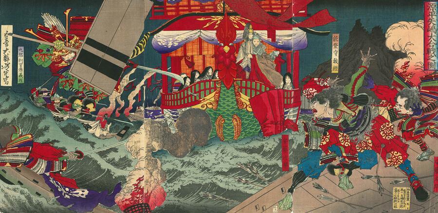 台北市多國語言翻譯公司 x 日本浮世繪翻譯分享
